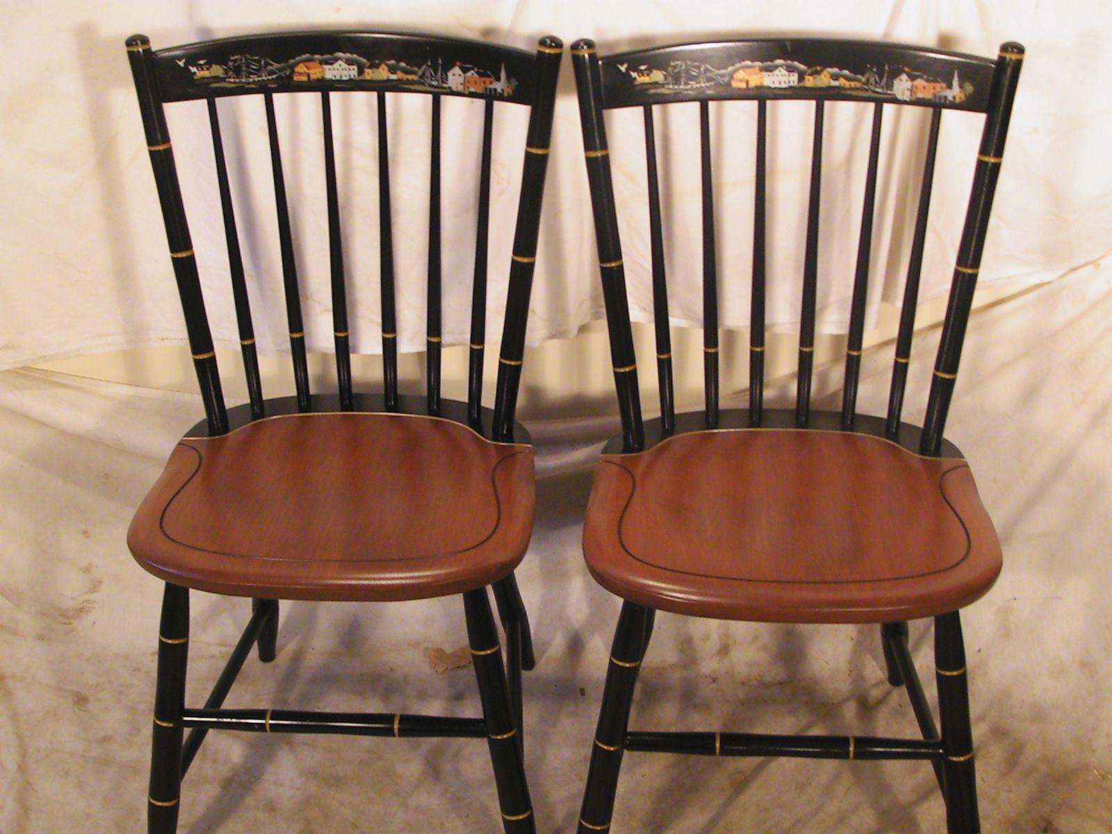 Ordinaire Hitchcock Furniture Restoration